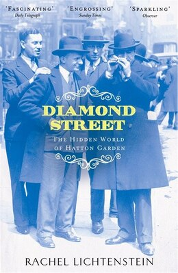 Book Diamond Street by Rachel Lichtenstein