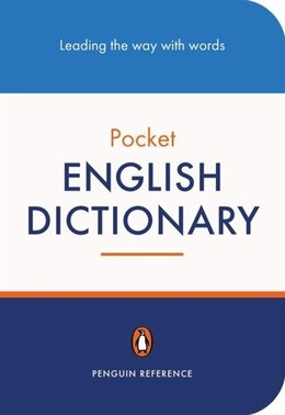 Book Penguin Pocket Dictionary by Robert Allen