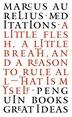 Great Ideas Meditations by Marcus Aurelius