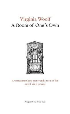 Book Great Ideas Room Of Ones Own by Virginia Woolf