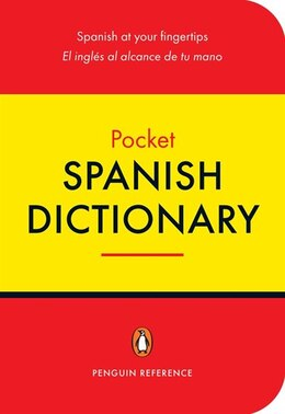 Book The Penguin Pocket Spanish Dictionary: Spanish At Your Fingertips by Josephine Riquelme-beneyto