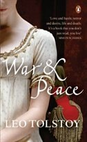 Book Red Classics War And Peace by Leo Tolstoy