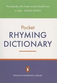 Book The Penguin Pocket Rhyming Dictionary by Rosalind Fergusson