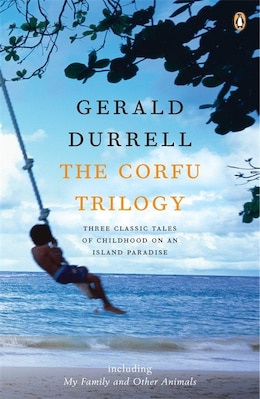 Book Corfu Trilogy by Gerald Durrell