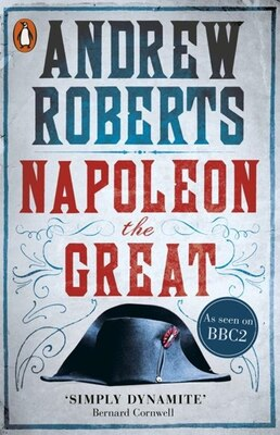 Book Napoleon The Great by Andrew Roberts