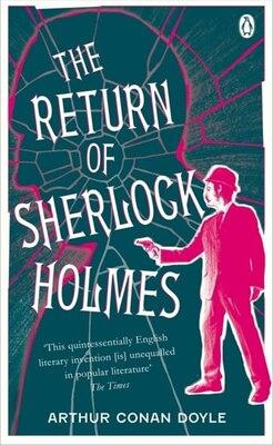 Book Red Classics Return Of Sherlock Holmes by Arthur Conan Doyle