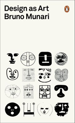 Book Design As Art by Bruno Munari