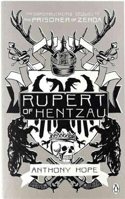Book Red Classics Rupert Of Hentzau by Anthony Hope