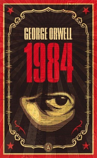 Nineteen Eighty Four by GEORGE ORWELL