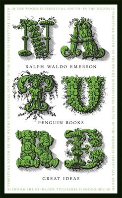 Book Great Ideas Nature by Ralph Waldo Emerson