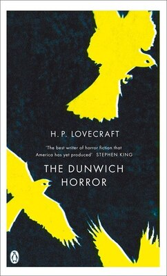 Book Red Classics The Dunwich Horror by H P Lovecraft