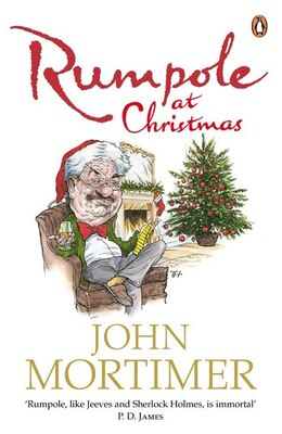 Book Rumpole At Christmas by John Mortimer