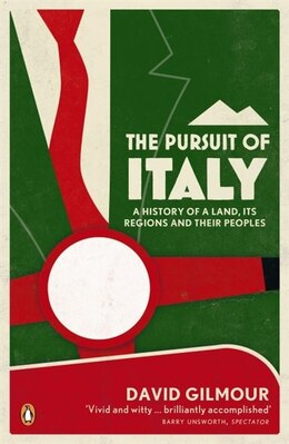 Book The Pursuit Of Italy by David Gilmour
