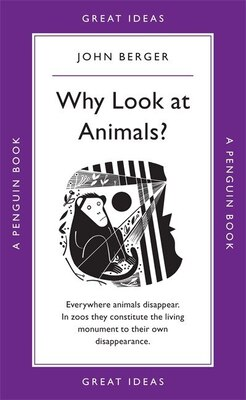 Book Great Ideas Why Look At Animals? by Berger John