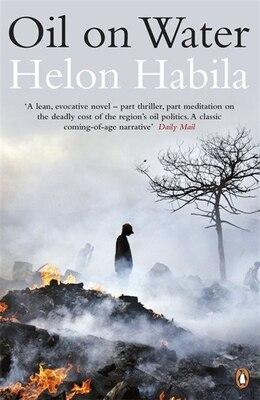 Book Oil On Water by Helon Habila