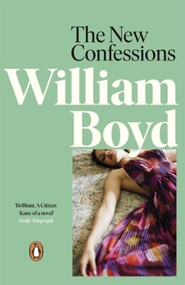 Book The New Confessions by William Boyd
