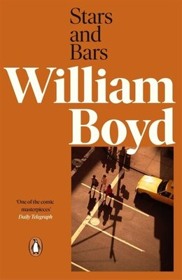 Book Stars And Bars by William Boyd