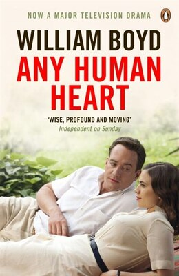 Book Any Human Heart by William Boyd