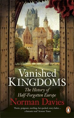 Book Vanished Kingdoms by Norman Davies