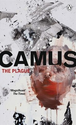Book The Plague by Albert Camus