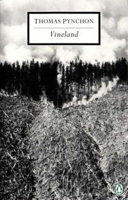 Book Vineland by Thomas Pynchon