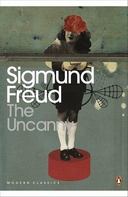 Book Modern Classics Uncanny by Sigmund Freud