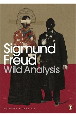 Book Modern Classics Wild Analysis by Sigmund Freud