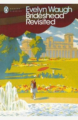 Book Modern Classics Brideshead Revisited by Evelyn Waugh