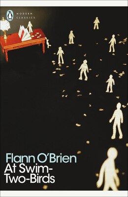 Book Modern Classics At Swim Two Birds by Flann Obrien