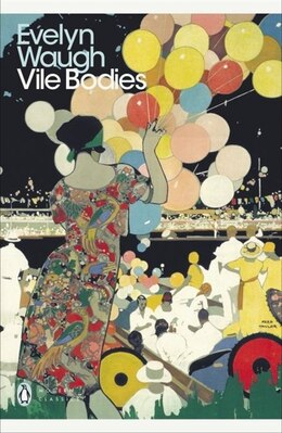 Book Modern Classics Vile Bodies by Evelyn Waugh