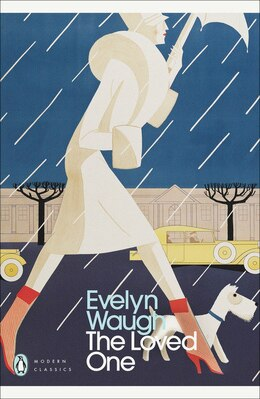 Book Modern Classics Loved One by Evelyn Waugh