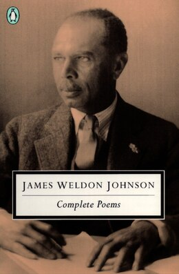 Book Complete Poems by James Weldon Johnson