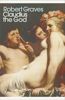 Book Modern Classics Claudius The God by Robert Graves
