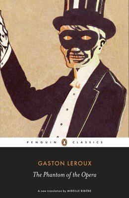 Book The Phantom Of The Opera by Gaston Leroux