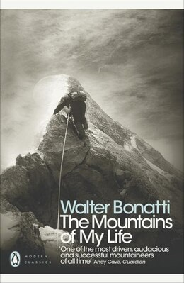 Book Modern Classics The Mountains Of My Life by Walter Bonatti