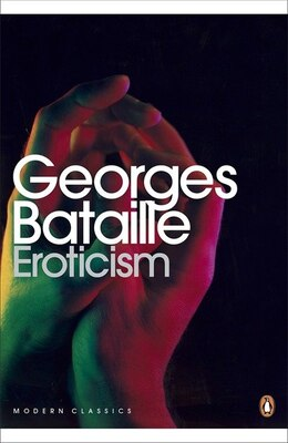 Book Modern Classics Eroticism by Georges Bataille