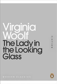 Book Mini Modern Classics The Lady In The Looking Glass by Virginia Woolf