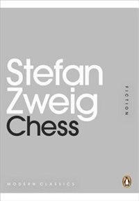 Book Mini Modern Classics Chess by Stefan Zweig