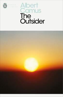 Book Modern Classics The Outsider by Albert Camus