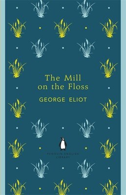Book Penguin English Library The Mill On The Floss by George Eliot