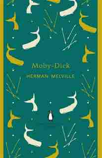 Penguin English Library Moby-dick by Herman Melville