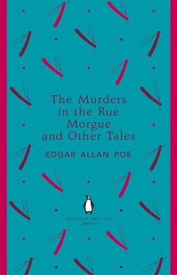Book Penguin English Library Murders In Rue Morgue And Other Tales by Edgar Allan Poe