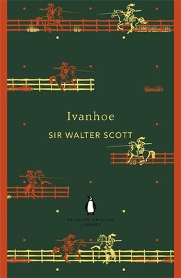 Book Penguin English Library Ivanhoe by Walter Scott