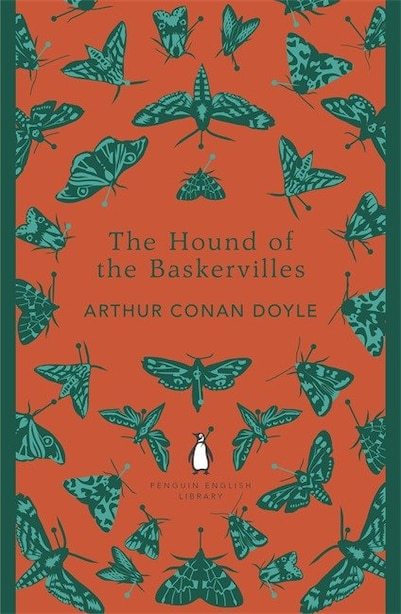 Penguin English Library The Hound Of Baskervilles by Arthur Conan Doyle