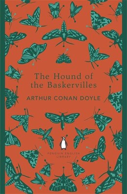 Book Penguin English Library The Hound Of Baskervilles by Arthur Conan Doyle