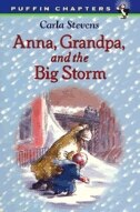 Book Anna, Grandpa, And The Big Storm by Carla Stevens