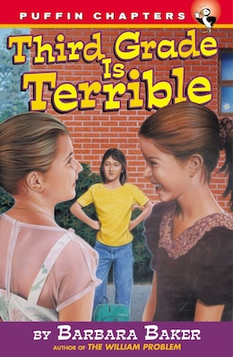 Book Third Grade Is Terrible by Barbara Baker