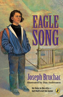 Book Eagle Song by Joseph Bruchac