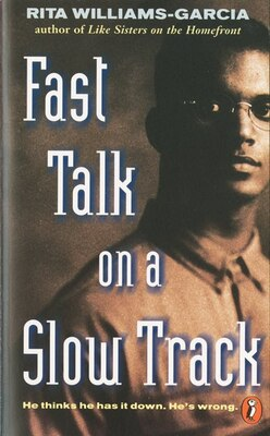 Book Fast Talk On A Slow Track by Rita Williams-garcia