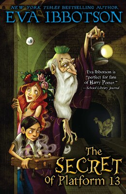 Book The Secret of Platform 13 by Eva Ibbotson